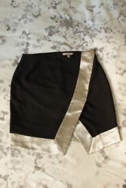Two different black Banana Republic skirts on sale in size M