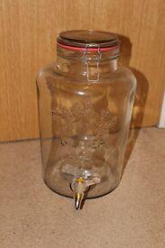Kilner Jar with tap - 6 litre