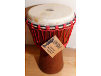 "Kambala 9"" Bassam Djembe, RRP £92+ (Like New with tags)"