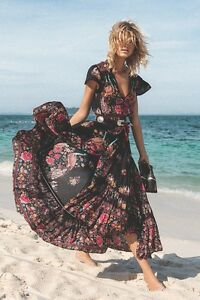 Spell And The Gypsy Collective Designs Hotel Paradiso Gown JET XS Morningside Brisbane South East Preview