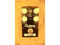 Wampler Ecstasy Overdrive Pedal