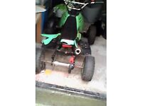 _ 50cc quad not running £50 or offers