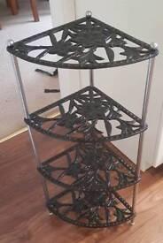 cast iron saucepan stand