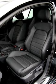 VW Golf mk7 GTD R Heated Leather Interior 5 Door Seats Complete