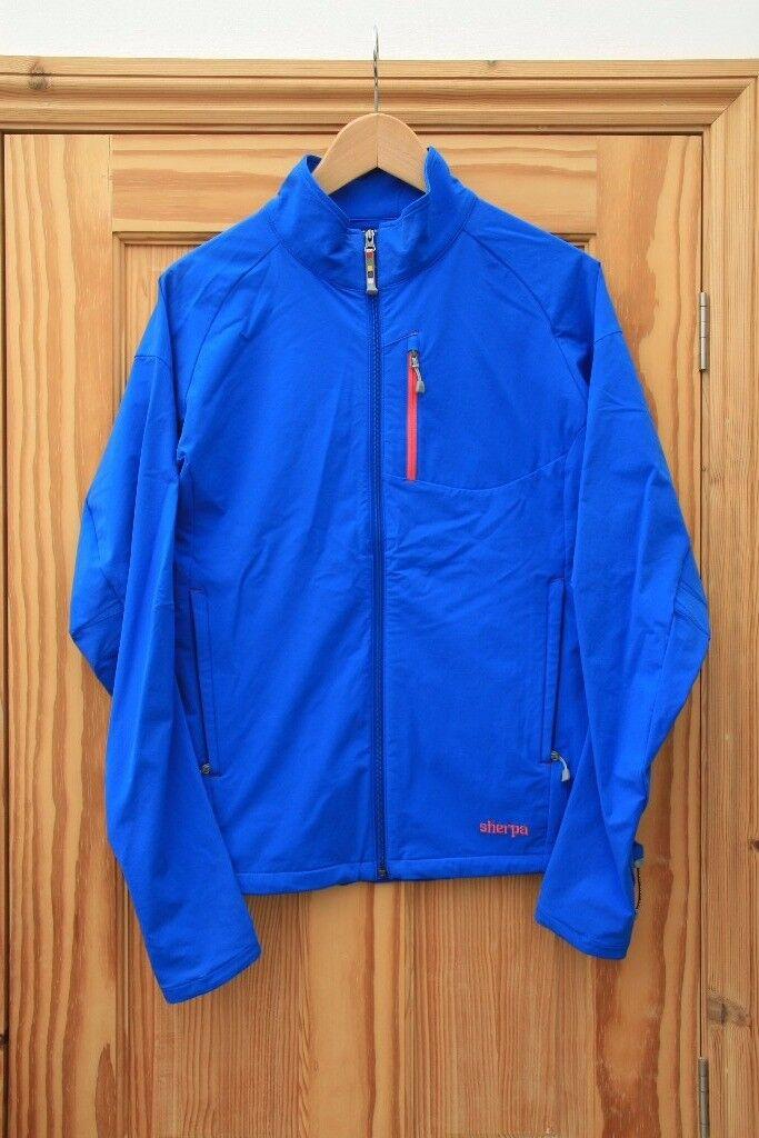 Sherpa Women's Kriti Tech Jacket, Sarkar Blue, Size: M