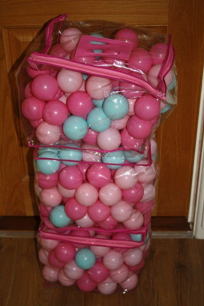 3 Bags of Early Learning Centre Playballs for a Ball Pit