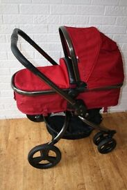 Mothercare orb carrycot/pushchair