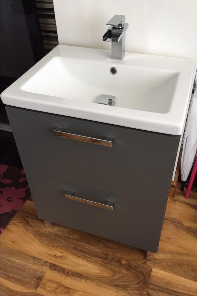 Cooke Amp Lewis Romana Vanity Sink Basin Unit In Aspley Nottinghamshire Gumtree