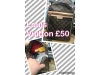 Loui Vuitton backpack