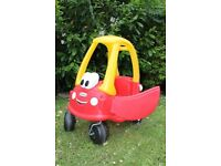 Cozy Coupe - Little Tikes