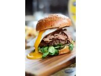 Awesome Burger Flippers Needed - Immediate Start