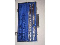 Gemeinhardt M2 solid silver head flute