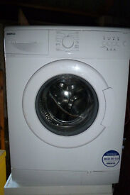 BEKO WASHING MACHINE MODEL WM 5100W ENERGY RATING A+ MAY DELIVER TO PETERHEAD/FRASERBURGH