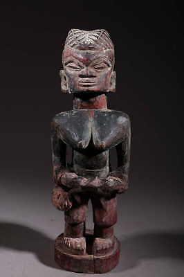 Art African Statue Nago Yoruba