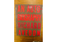 An Autobiography: The Photographs of Richard Avedon, Hardcover, 1st Edition, Random House, 1993
