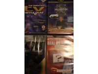 Various Computer Games