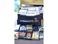 Over 100 dvd's and a load of boxsets
