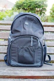 Tamrac Camera backpack.