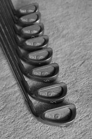 Ping Eye 2 ladies or junior irons / 4 - pw + sw / lovely condition