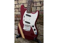 "Fender Mustang 72"" Competition Re-issue Guitar Japan"