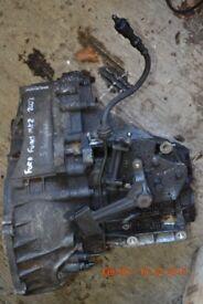 FORD FOCUS MK2 2004-2008 1.8TDCI DIESEL 5 SPEED MANUAL GEARBOX 6M5R-7002-ZB