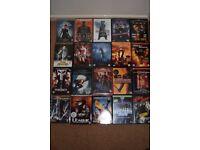 20 Comic Book Action DVD Movies Bundle / Job Lot