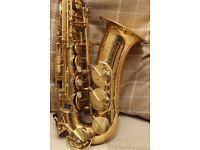 Keilwerth SX90 / Buffet Expression Alto Saxophone