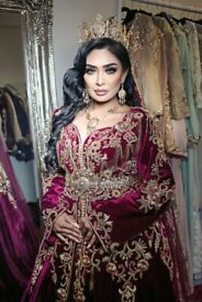 Professional Makeup artist / hairstylist/ hijab styling/Bridal and non brida