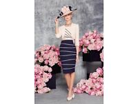 Elegant and sophisticated Mother of the bride outfit