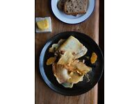 Kitchen porter/general assistant for Scotland's award-winning best new restaurant, Inver