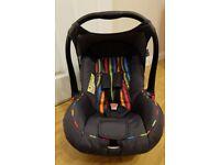 ABC Design Risus Group 0+ Car Seat Rainbow
