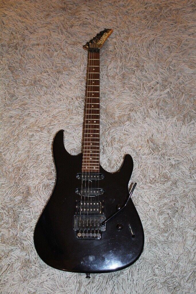 Hamer Chaparral 1989 Electric Guitar
