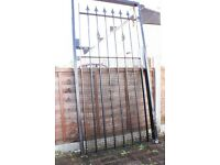 Security gate & frame