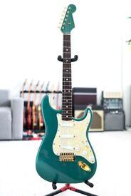 1989 Fender Stratocaster Fred Stuart Masterbuilt Custom Shop in Sherwood Green