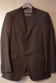 Remus Uomo pinstripe suit - Medium (Lurgan, Craigavon, Portadown, Belfast, Lisburn)