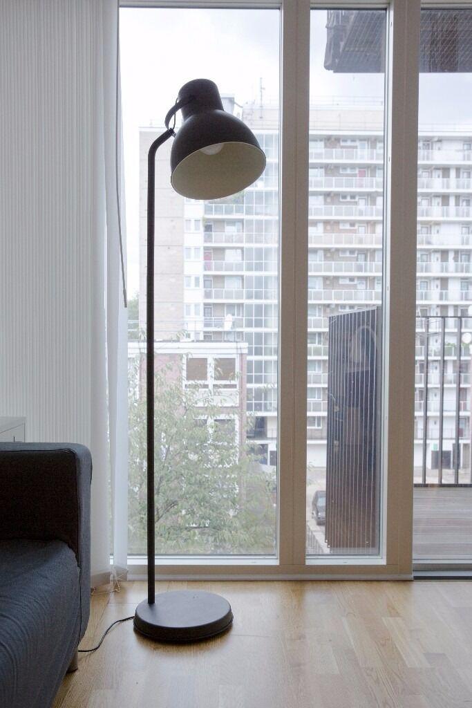 IKEA HEKTAR Floor Lamp/Dark grey | in Camden, London | Gumtree