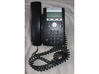 PolyCom Soundpoint IP331 VOIP Phone