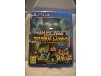 PS4 MINECRAFT STORY MODE SEASON TWO THE TELLTALE SERIES GAME