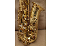 Selmer Paris Series III alto saxophon
