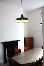 Private spacious office / studio with super high ceiling and period features