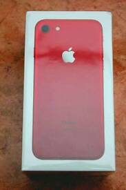 IPhone 7+ plus 128gb Red Edition