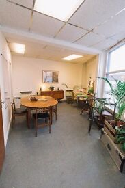300sf Studio/Office/Workshop | City-Centre BS!| 24hr Access and Natural Light | Studio FF1