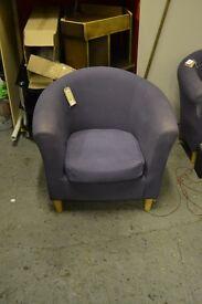 Purple Arm Chair. GT 532