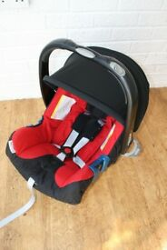Britax Baby safe II CAR SEAT rearward facing group 0+ from birth to 12 month CAN POST