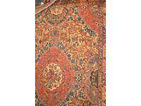 Large Handmade Persian Rug £425