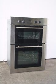 Kenwood Built-In Double Oven/Cooker Digital Display Excellent Condition 12 Month Warranty