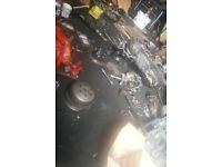 gilera runner 1998 50/70 parts / spares repair