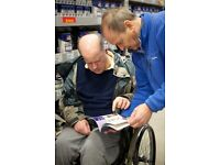 Senior Support Worker - learning disability support