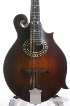 Eastman MD314 F style Oval Hole Mandoline (Folk & Bluegrass)