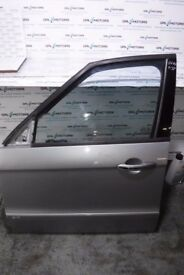FORD S-MAX NSF DOOR IN HYPNOTIC SILVER 2006-2010 GV10